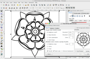 Inkscape Bitmap