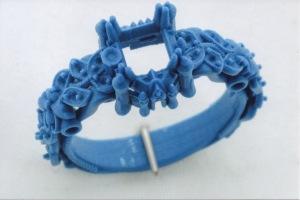 3D printed wax ring (SLA)